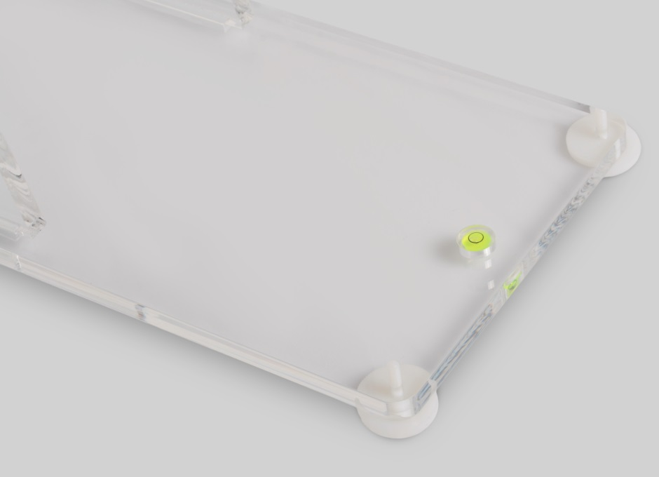Plankton sample divider base