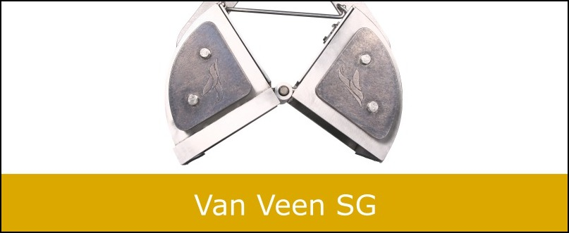 The Van Veen grab, an important instrument for analysing benthic macrofauna