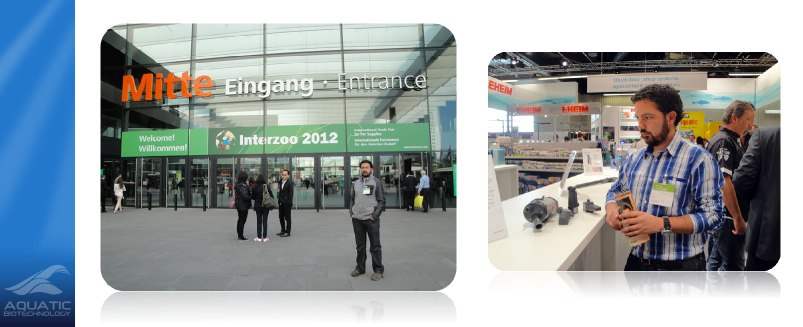 Aquatic BioTechnology en INTERZOO 2012