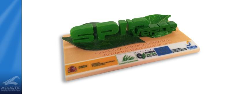 """Aquatic BioTechnology en los """"Premios Spinverde"""""""