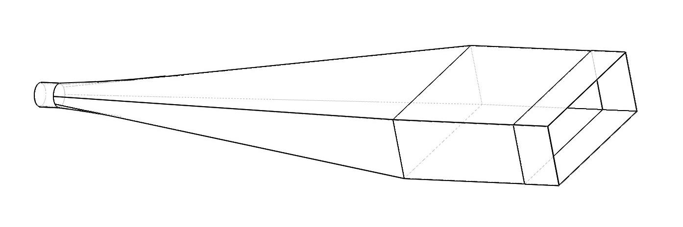 Custom-built plankton net